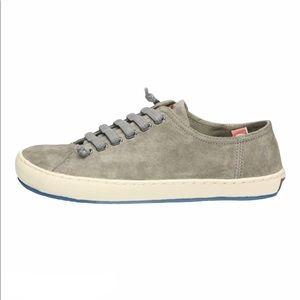 CAMPER Rumbo - Men's grey suede casual shoes
